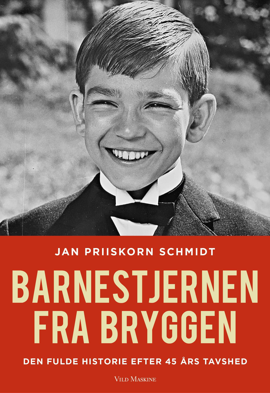 Barnestjernen fra Bryggen, udkommer 27. september 2017. Omslag: Simon Lilholt, Imperiet. Kan forudbestilles i boghandlerne allerede nu.