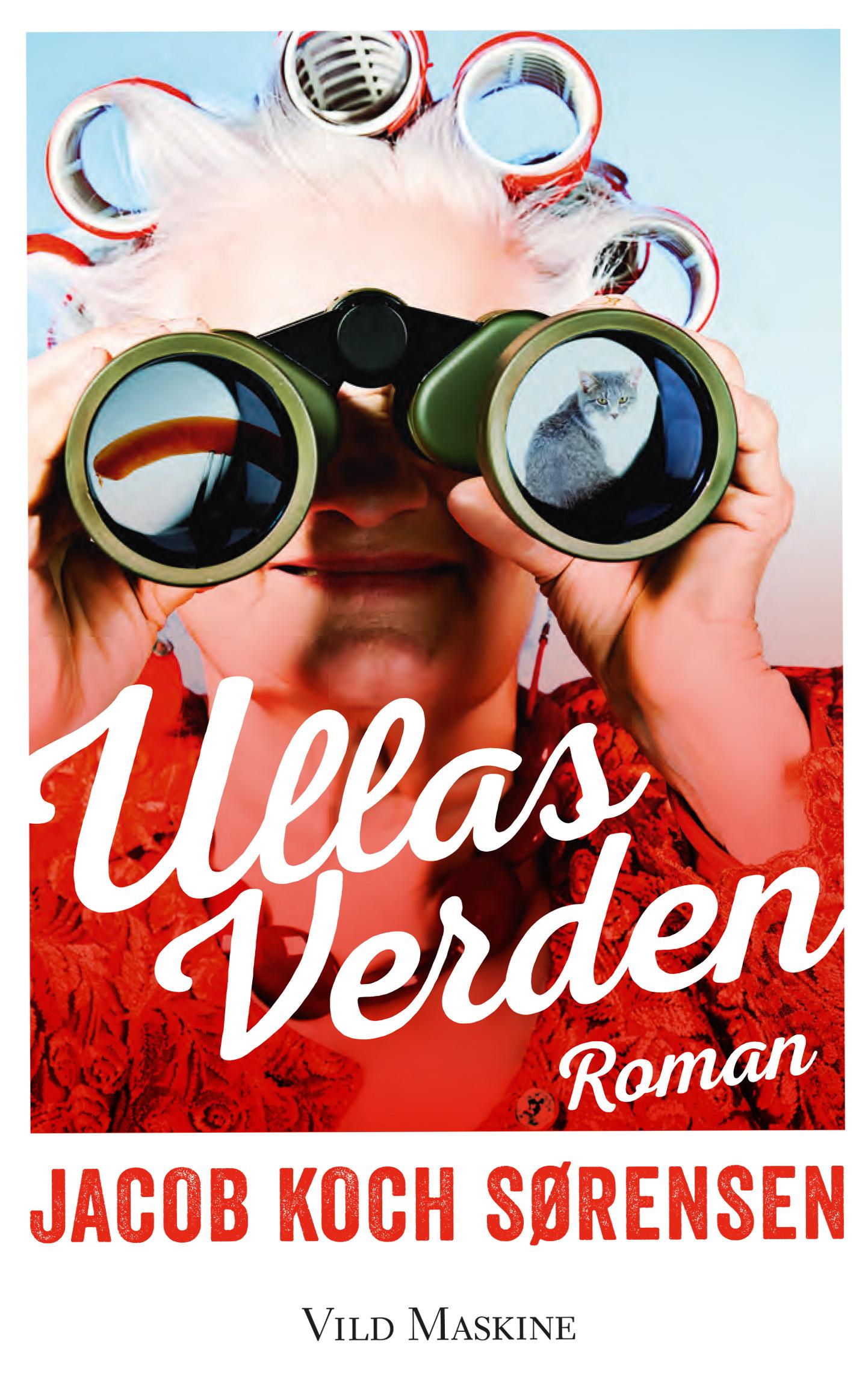 Ullas Verden debut af Jacob Koch Sørensen, udkommer 11. august 2017.