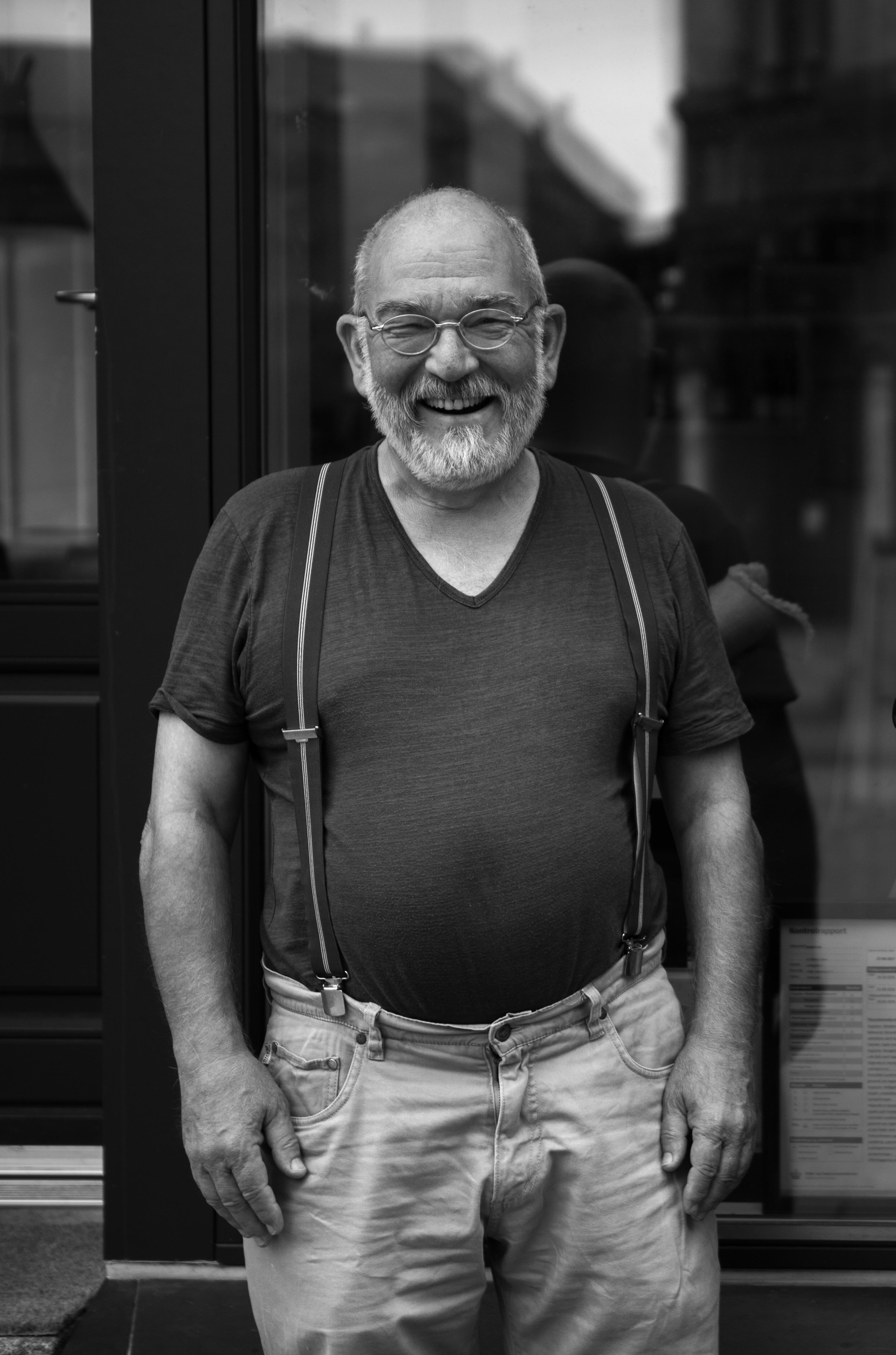Jan Priiskorn Schmidt,  Foto: Frej Rosenstjerne., Barnestjernen fra Bryggen, udgivelsesdato: 27. september 2017.
