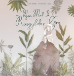 'Pigen med de ravgyldne øjne', cover from 'The girl with the amber eyes' illustrated by Frederikke Lange and written by Lissie Lundh.