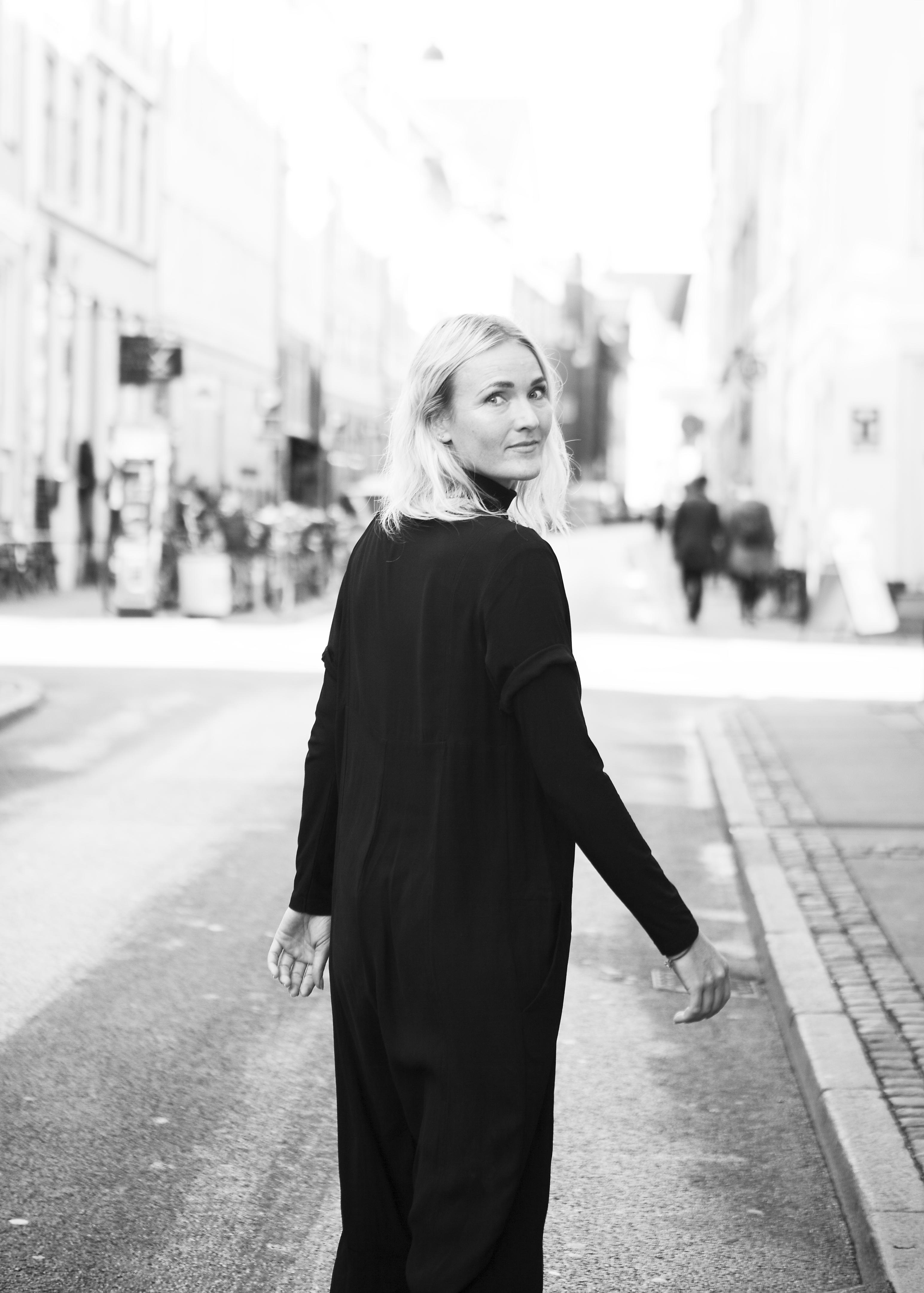 Marie Louise Tüxen debuterer med 'Jeg ser mig selv som rytmisk'. Kreditering: Foto: Hedda Rysstad.
