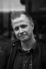 Klaus Thodsen, journalist., Foto: Frej Rosenstjerne., Barnestjernen fra Bryggen, udgivelsesdato: 27. september 2017.