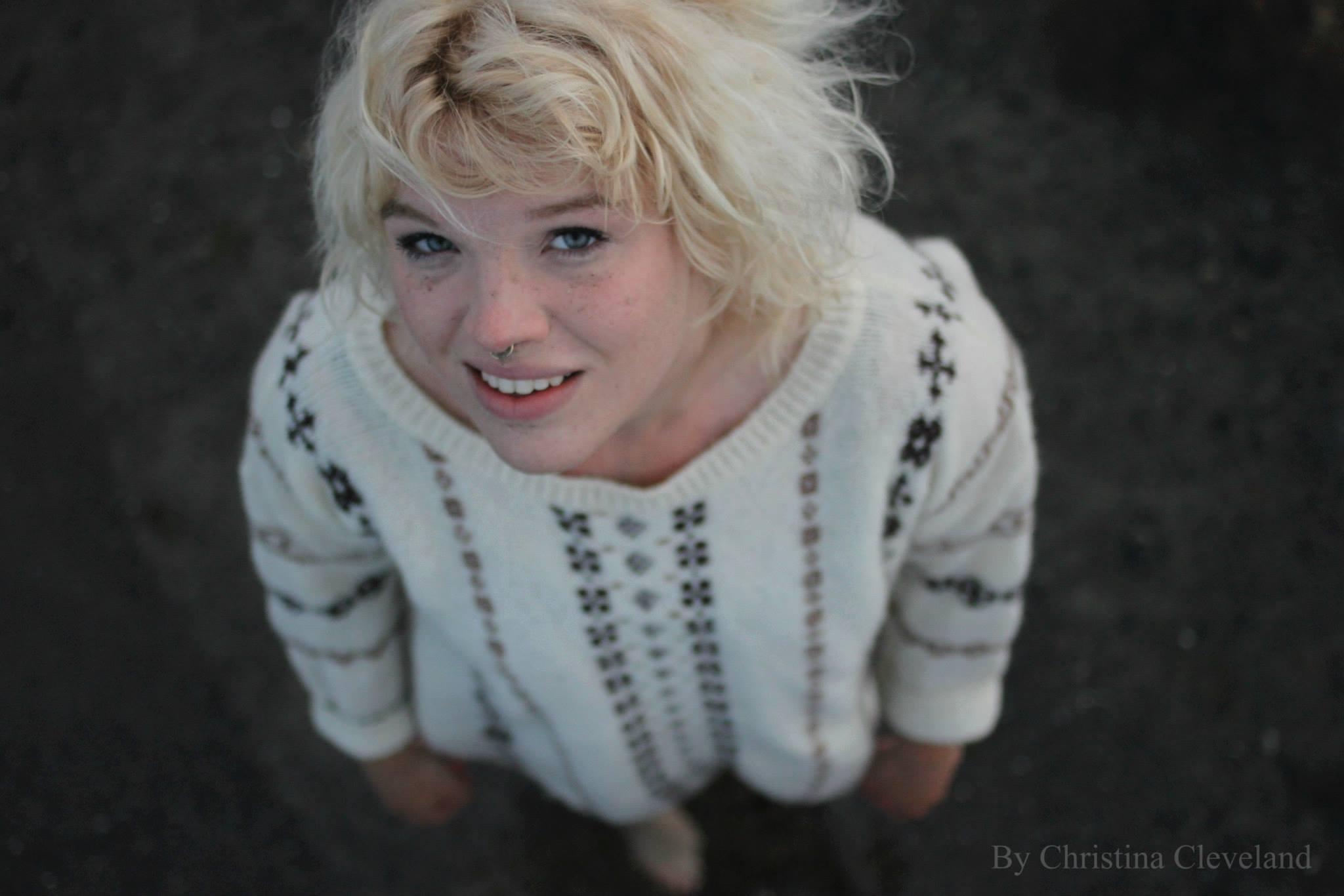 Anna Arendse Thorsen, forfatter til bogen 'Hvis det går over'. Foto: Christina Cleveland.