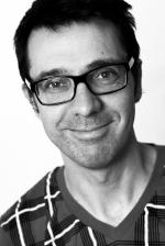 Thomas Fröhling, forfatter til Tunnelbyens Hemmeligheder. Pressefoto.