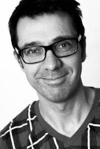 Forfatter og illustrator Thomas Fröhling.