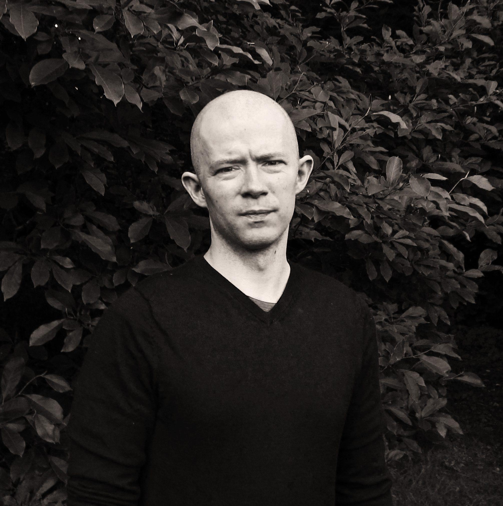 Jacob Koch Sørensen, forfatter til Ullas Verden.