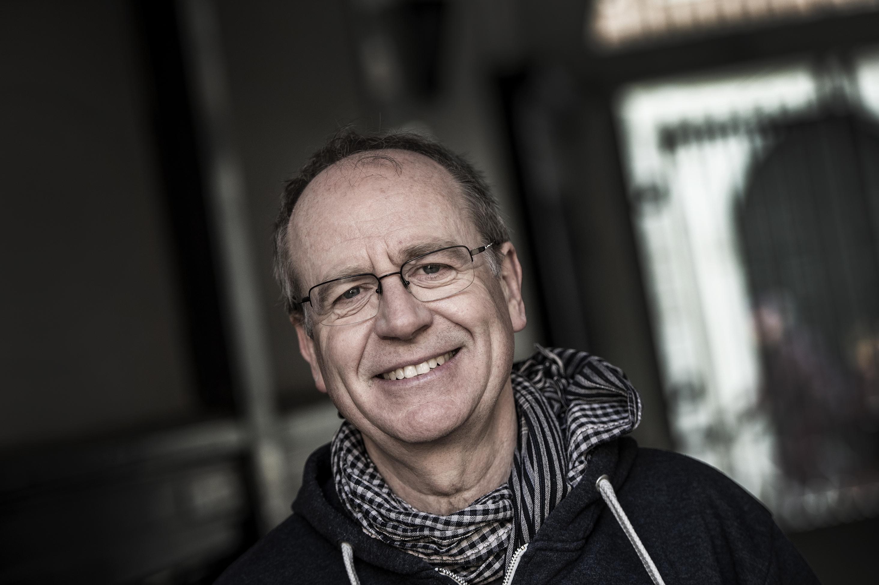 Forfatteren Kåre Bluitgen, april 2019 . PR billede der skal krediteres Foto: Ole Steen
