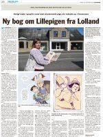 Line Lillepigen fra Lolland Folketidende