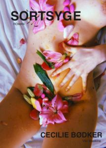 SORTSYGE. Omslag, foto og model: Cecilie Bødker.
