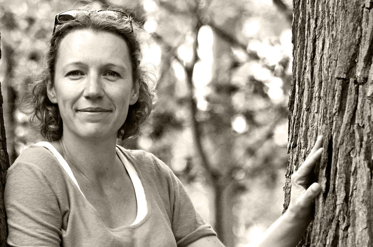 Anne-Laure Bondoux. Foto: Coline Peyrony.