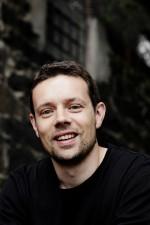 Lars Mæhle, forfatter til Realityspillet 2052. Foto: Tove K. Breinstein