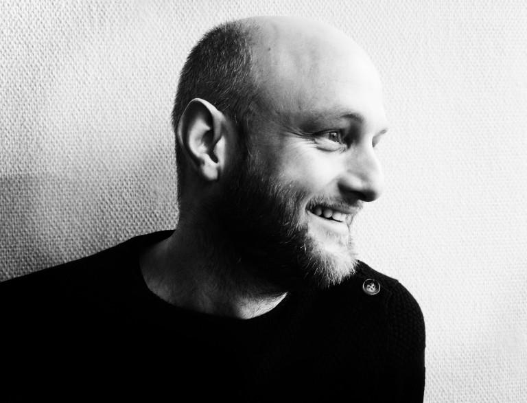 Thomas Kirk, forfatter til 'Hvad siger sproget?', der udkommer 10. december 2020.